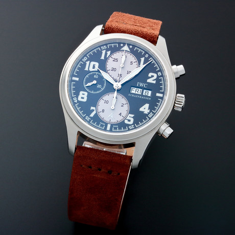 IWC Day Date Chronograph Automatic // IW371 // Pre-Owned
