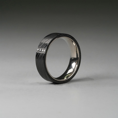 Flat // Black Diamond // Titanium Liner // Black