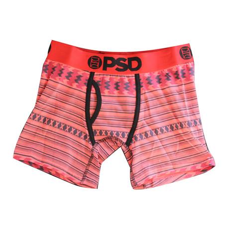 Aztec Underwear // Red (S)