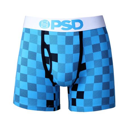 Flannel Underwear // Blue (S)