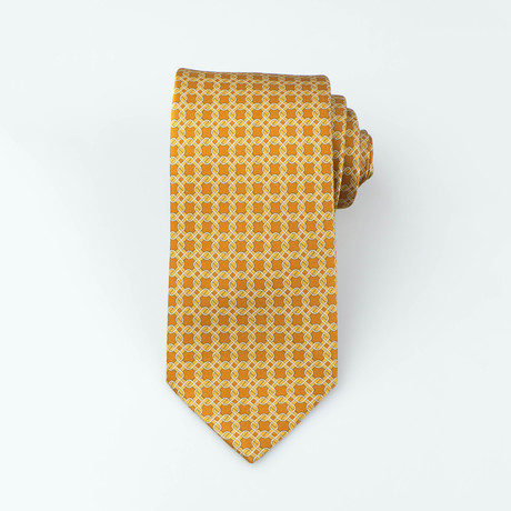 Yehuda Tie // Ochre