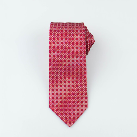 Dimitri Silk Tie