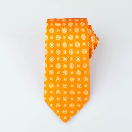 Nixon Tie // Orange