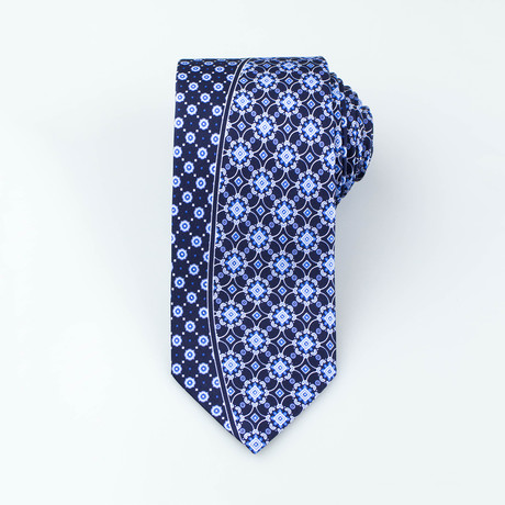 Kingsley Tie // Blue