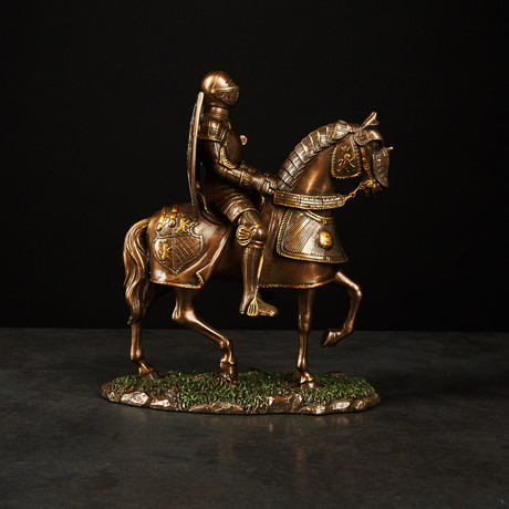 English Knight on Horse II