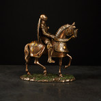 English Knight on Horse II