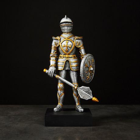 Gothic Knight + Mace II