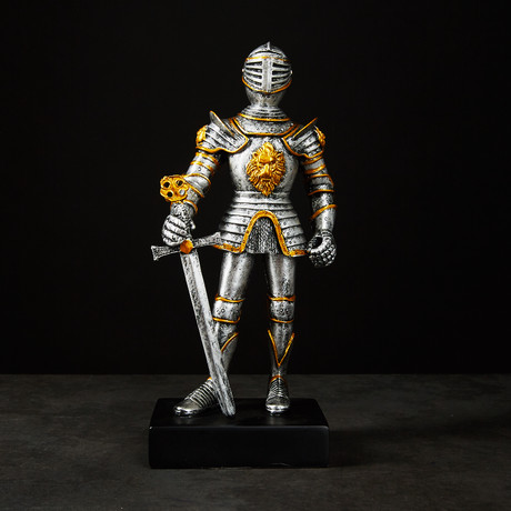 Lion Crested Knight