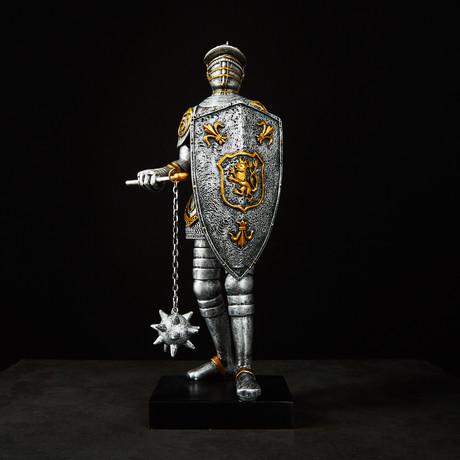 Gothic Knight + Mace I