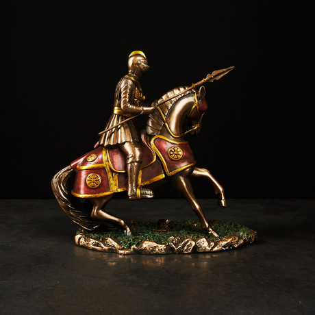 French Knight on Horse I