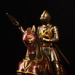 French Knight on Horse I
