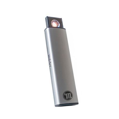 Dual Burner USB Lighter