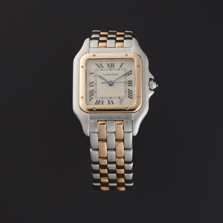 Cartier Panthere Two-Tone Quartz // Pre-Owned