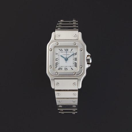 Cartier Santos Automatic // Pre-Owned