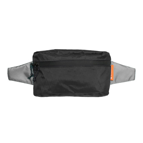 1.5 L Shred Pack // Black + Gray