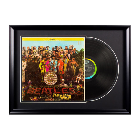 The Beatles // Sgt. Peppers Lonely Hearts Club Band