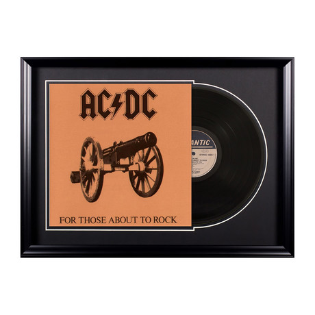 AC/DC // For Those About To Rock We Salute You