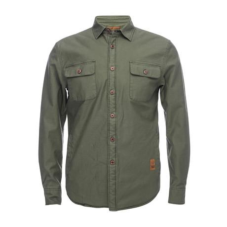 CPO Jacket // Olive (XS)
