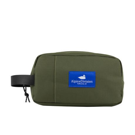 Sherpa Dopp Kit // Olive