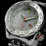 Aragon Sea Charger Automatic // A082GRY