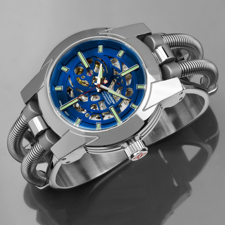 Aragon Hydraumatic Automatic // Limited Edition // A245SLV