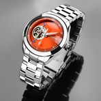 Aragon Antigravity Open Heart Automatic // A288ORG