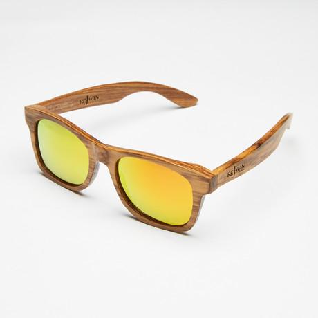 Willoughby // Wood + Orange Revo