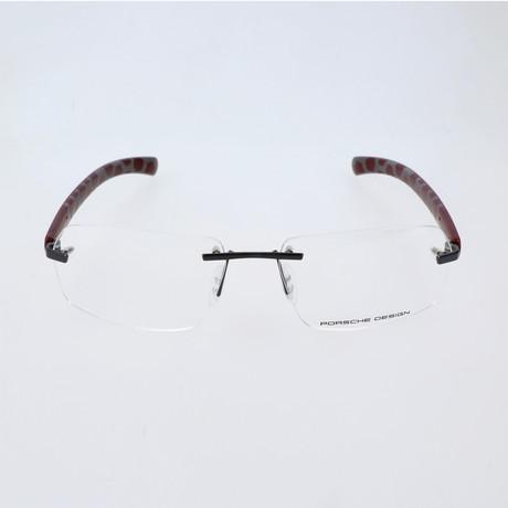 Witten Frame // Gun Burgundy