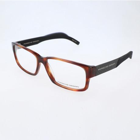 Men's Ulm Optical Frames // Havana + Black