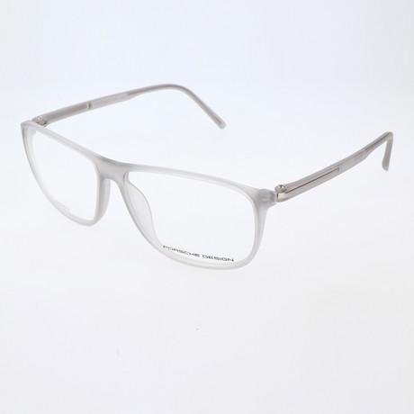 Men's Gladbeck Optical Frames // Crystal