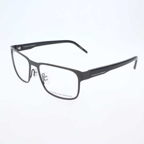 Men's Cottbus Optical Frames // Dark Gray