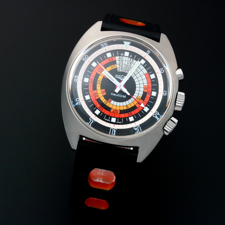Vulcain Nautical Limited Edition Automatic // 10015 // Pre-Owned
