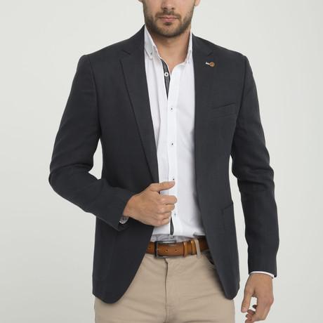 Mediheal Blazer Jacket // Navy (S)