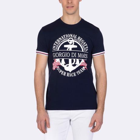 Oliver T-Shirt // Navy