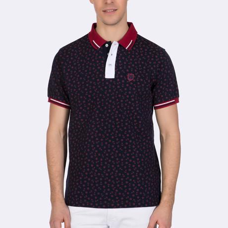 Kaso Polo Shirt // Navy