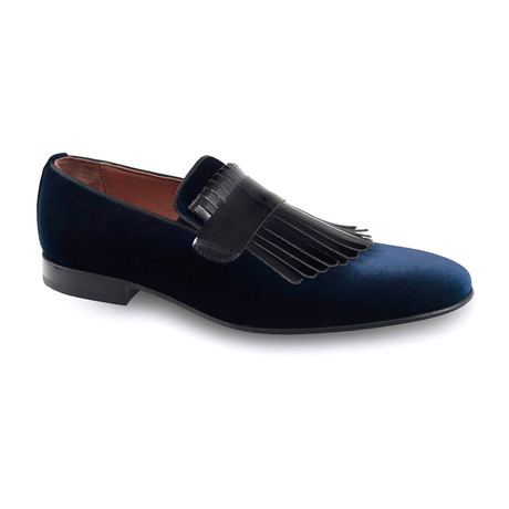 Chile Shoe // Dark Blue + Black (Euro: 40)