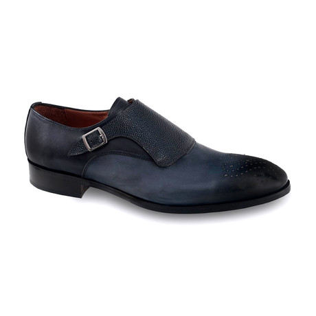 Jenni Shoe // Dark Blue (Euro: 40)