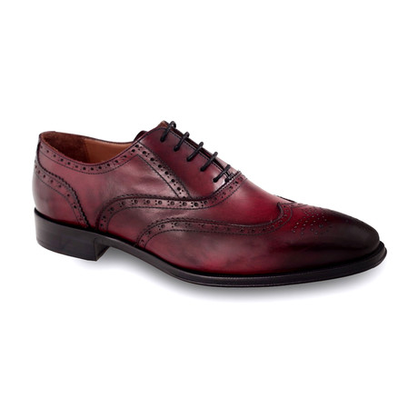Sojka Shoe // Burgundy
