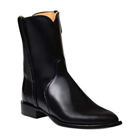 Squire Dress Boot // Black