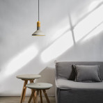Shang Pendant Light (Bamboo)