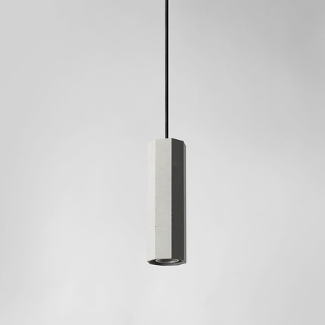 Pillar Pendant Light
