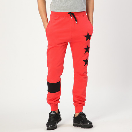 Star Jogger Red Jogger // Red