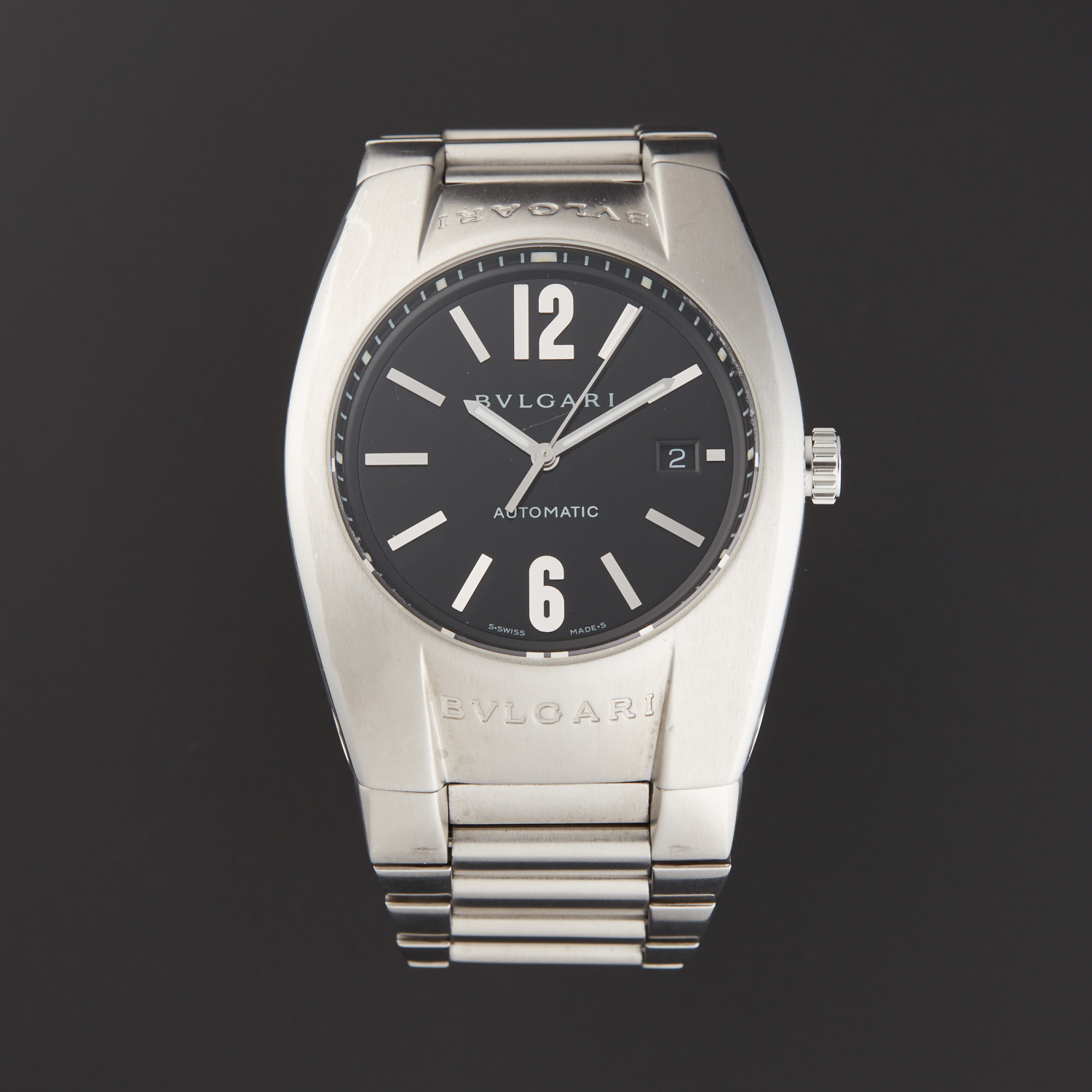 e584de443b3 Bvlgari Ergon Automatic    EG 40 S    Pre-Owned - Remarkable Watches ...