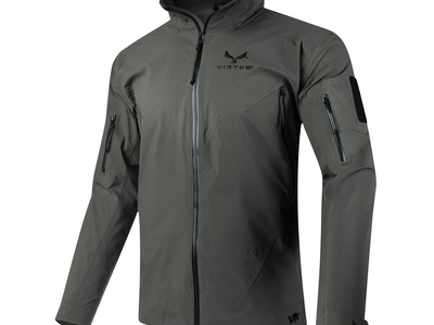Photo of Virtus Field-Tested Tactical Gear Proteus Outer Layer Jacket // Gray (S) by Touch Of Modern