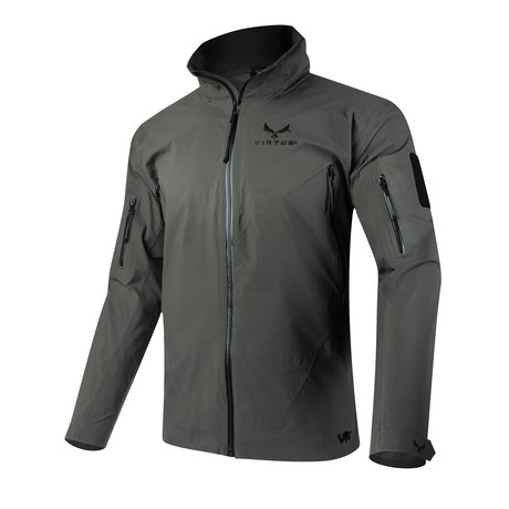 Proteus Outer Layer Jacket // Gray (S)