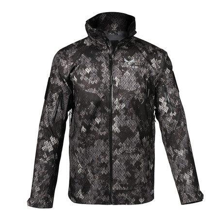 Proteus Outer Layer Jacket // Nyx (S)