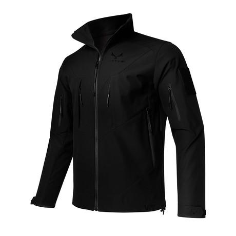 LEAF Astraes Mid Layer Jacket // Black (S)