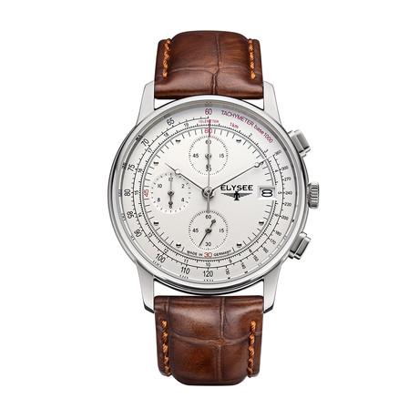 Elysee Heritage Chronograph Quartz // 11010