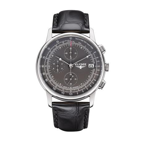 Elysee Heritage Chronograph Quartz // 11011