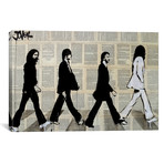 """The Crossing Of Abbey Road (18""""W x 12""""H x 0.75""""D)"""